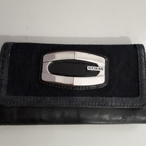 Guess leather wallet